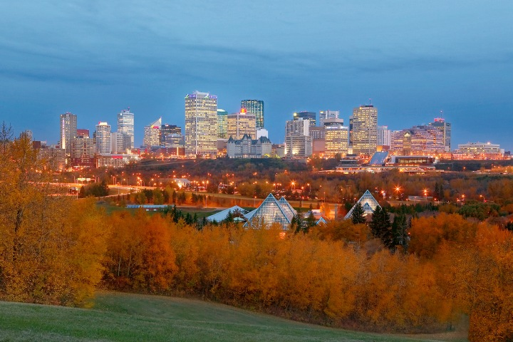 Thinking of moving to Edmonton? Think again.