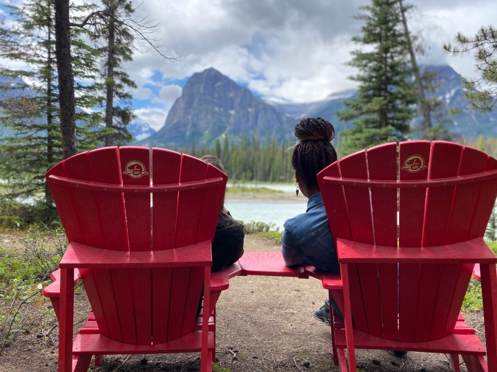 Spending a day in Jasper, Alberta